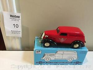 1937 Chevy Sedan Delivery Coin Bank Canadian Tire
