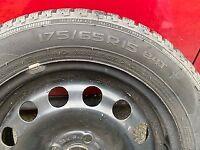 Set of Nokian Winter Tyres 175/65 r15