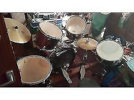 pro drum set