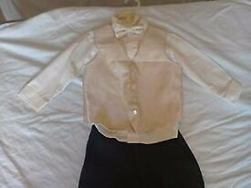 Lovely Page Boy Suit, age 12-18 months