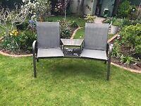 Companion Garden Seat