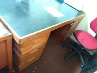 Desks - FREE for collection