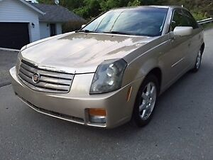 Cadillac cts Berline