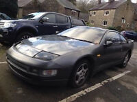 nissan 300zx 1991 Twin Turbo Auto gearbox on spares all parts avalible