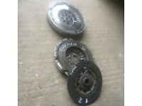 bmw e46 3 series 320 d clutch kit flywheel for sale 3 pc set