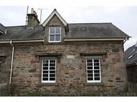 2 bedroom house to let in Fochabers