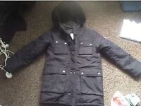 BNWT Zara Winter Coat for 11 Year old