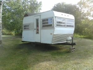 ROCKET CAMPER TRAILER FOR SALE