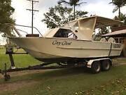 6.4 meter Aluminium boat Balberra Mackay Surrounds Preview