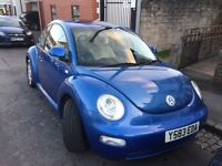 VW BEETLE 2001 AUTOMATIC FOR SALE EXCELLENT RUNNER