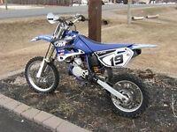 Yamaha 85 yz !