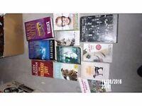 JOB LOT OF BOOKS HARDBACK/PAPERBACK PRICED FOR QUICK SALE -BARGAIN