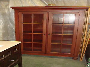 Sideboards, buffets, liner cabinets, cupboards, books shelfs.
