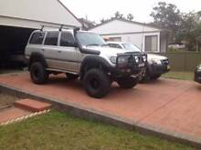 1992 Toyota LandCruiser Wagon Wyong Wyong Area Preview