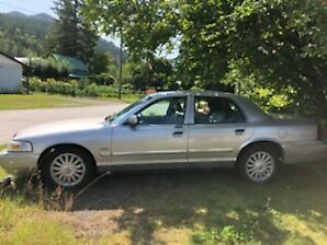 2009 Ford Grand Marquis, Low KMs