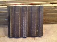 Reclaimed Roof Tiles for sale - 30p each