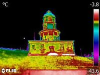 Thermal imaging inspection and consultation.
