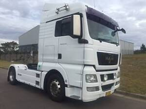 2009 MAN Prime Mover Somersby Gosford Area Preview