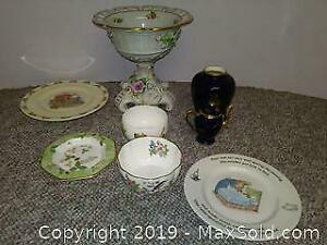 Fine China Wedgwood Dresden Minton