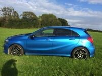 Mercedes A200 Blue-CY AMG sport CDI