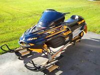 Looking for a ski doo mxz 700