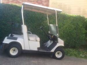 YAMAHA ELECTRIC GOLF BUGGY & TRAILER Manly West Brisbane South East Preview