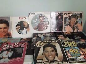 ELVIS Original Vynil Albums