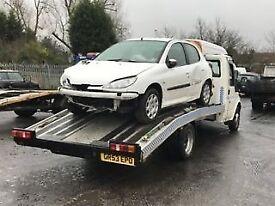 SCRAP YOUR CAR OR VAN TODAY ~ 01902399912.