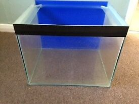Hand made Fish Tank - Brand new