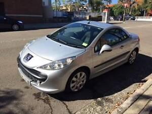 2009 Peugeot 207 CC Auto 1.6 petrol Randwick Eastern Suburbs Preview