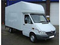 BJK REMOVALS - MAN & VAN (3.5 Tonne Mercedes Luton Van with tail lift)