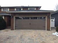 Affordable service for your garage door or opener needs