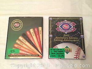 2 Upper Deck/Post Baseball Card Collections C