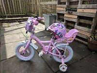 Children's Bike with Accessories