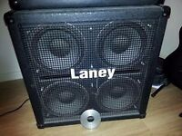 LANEY BASS CAB FOR SALE - £80 ONO