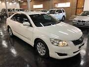 2007 Toyota Aurion Sedan Fyshwick South Canberra Preview