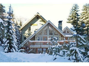 Large Whistler lodge available for rent Aug 20-24