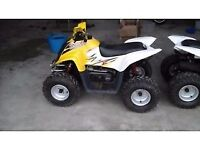 dinli automatic 100cc quad as new
