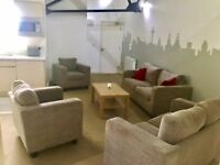 exec 1 bed top fl apt close to liverpool city centre, L7 4RG, fully furnm, utility bills and wifi in