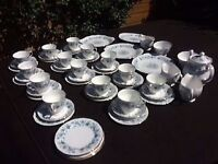 Vintage china Braganza