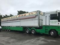 CATERING TRUCK HIGH VOLUME UNIT WORKS IN IRELAND /UK IN EXCELLENT CONDITION READY FOR WORK