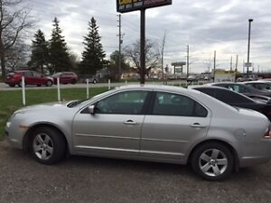 2007 Ford Fusion SE Certified 2 YEARS WARRANTY Included