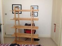 Open Book Shelf (by Futon Company) *** Price Negotiable ***