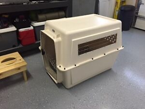Barely used Giant dog Kennel