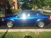 2009 DODGE AVENGER SXT GREAT CONDITION