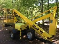 12.5 cherry picker for sale
