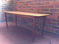 Lovely vintage coffee table
