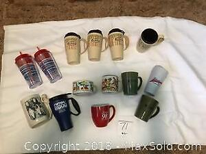 Misc Cups - B