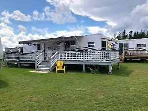 2010 Georgian Bay 40 ft. Park Model Trailer