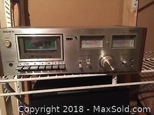 Dolby Stereo Cassette Deck TC K15 B
